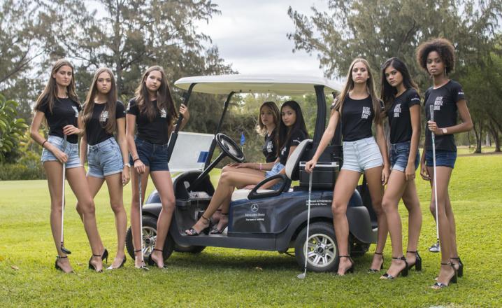 Elite Model Look Reunion Island 2018 : les 8 finalistes en bootcamp