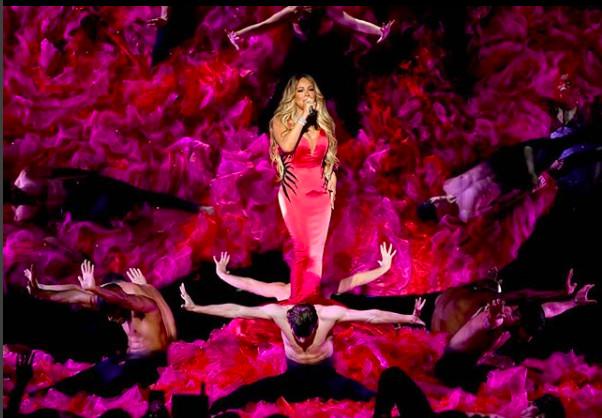 Photo: capture Instagram Mariah Carey
