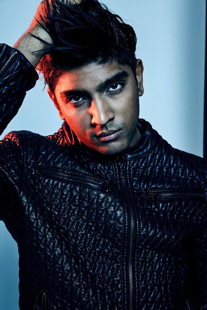 Cyr Raphaël Permalama, la beauté du métissage indien