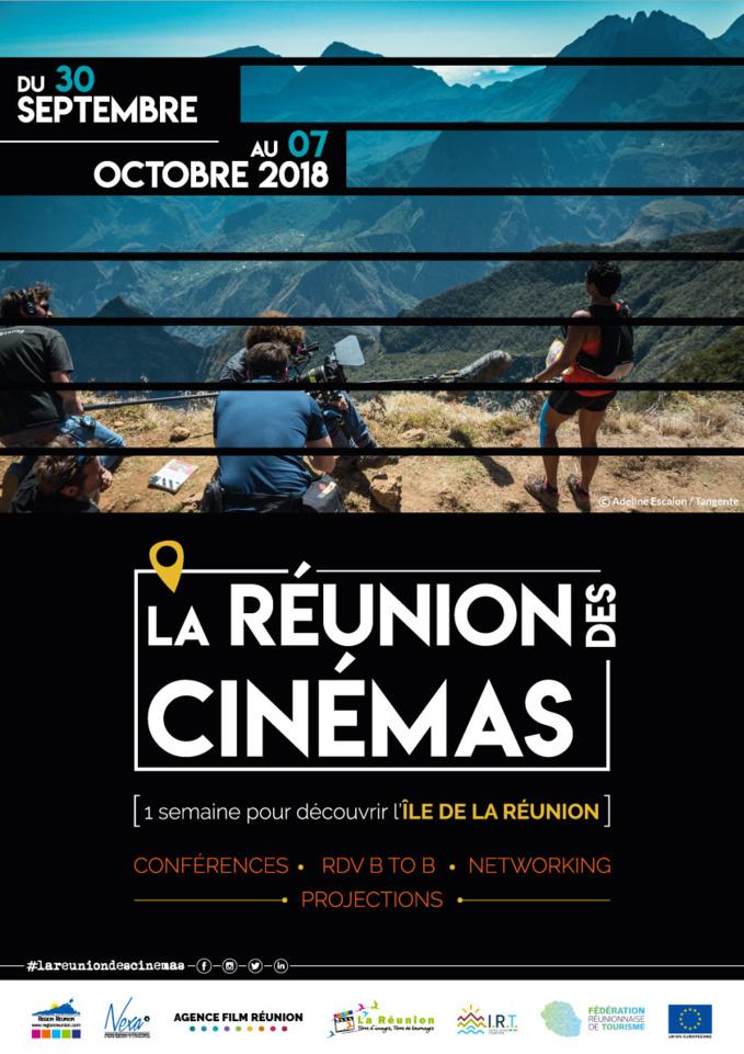 La Réunion des cinémas 2018
