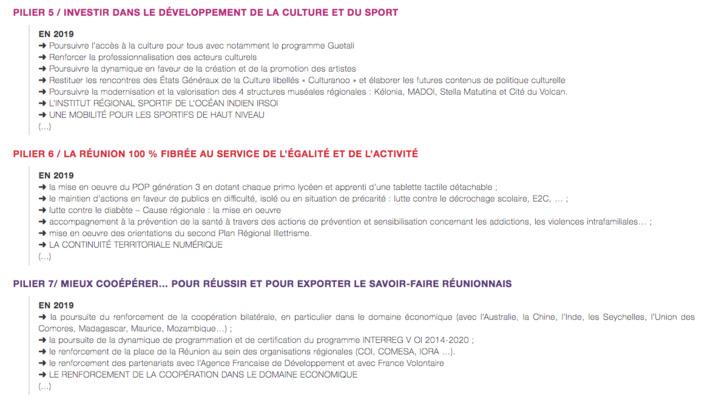 Orientations budgétaires 2019   La Réunion des excellences, c'est Vous !