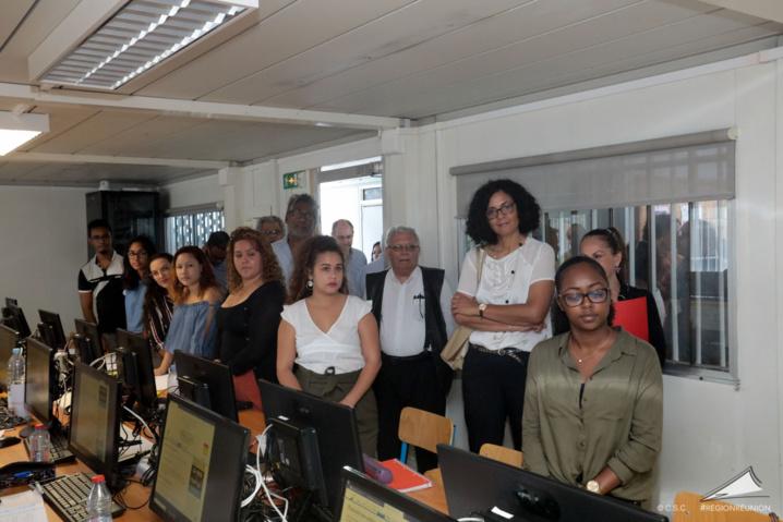 Visite de l'École des Métiers de l'Accompagnement de la Personne (EMAP)