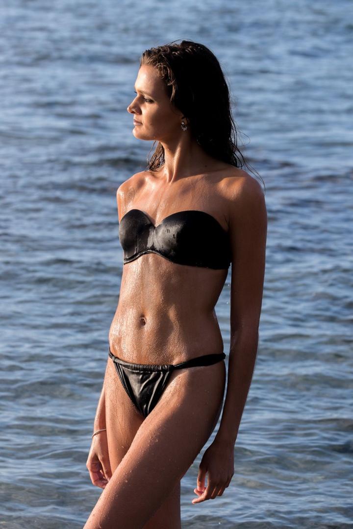 Julie Lebon, une beauté créole