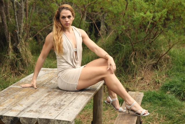 Elvina Muller, d'une taille 52 au 36 !