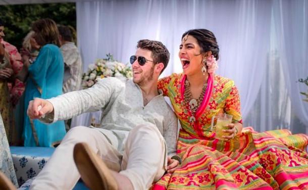 Priyanka Chopra s'est mariée : un sublime mariage indien !