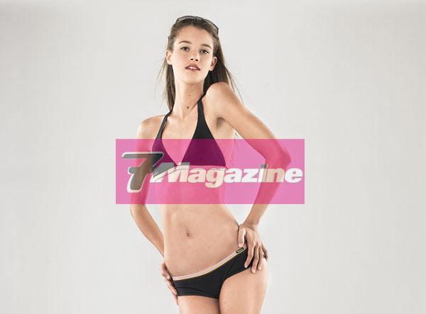 Gagnante Elite Model Look Réunion 2011 Pauline Hoarau, une allure folle!