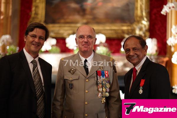 Légion d'Honneur pour Abdé-Ali Goulamaly