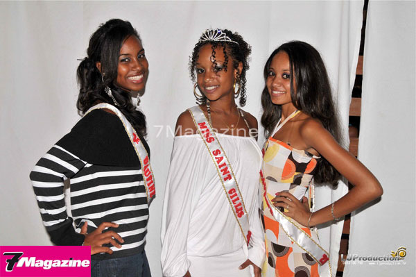 """Miss Saint-Gilles 2011 """" Aurella couronnée """""""