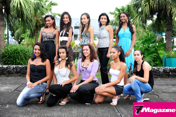 Miss Bras Panon 2011 : 10 Candidates
