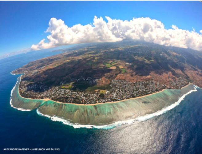 Une magnifique photo de La Réunion qui a fait le tour du monde...
