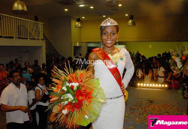Miss Sainte-Marie 2011