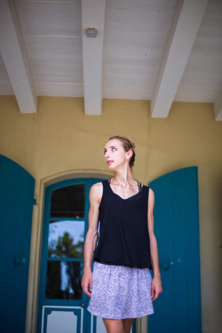 Lisa Argelliès, son terrible combat face à l'anorexie, « le suicide lent ».