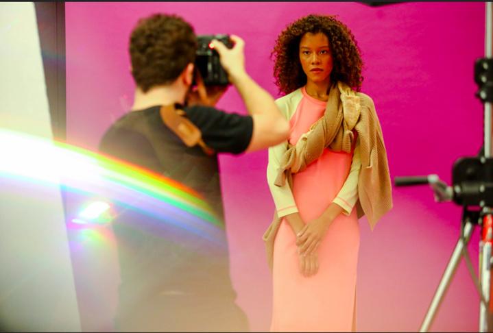 Agnès la gagnante Elite Model Look Mauritius 2018