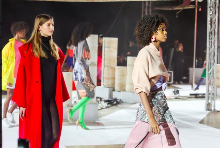 Camille, lauréate Elite Model Look en Espagne