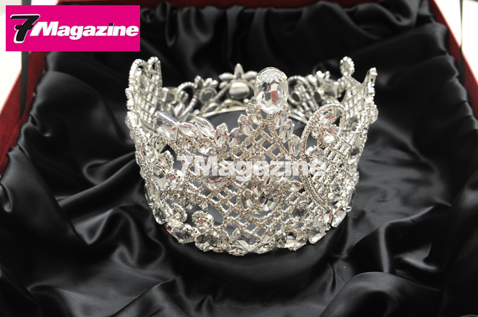 La Couronne de Miss Reunion