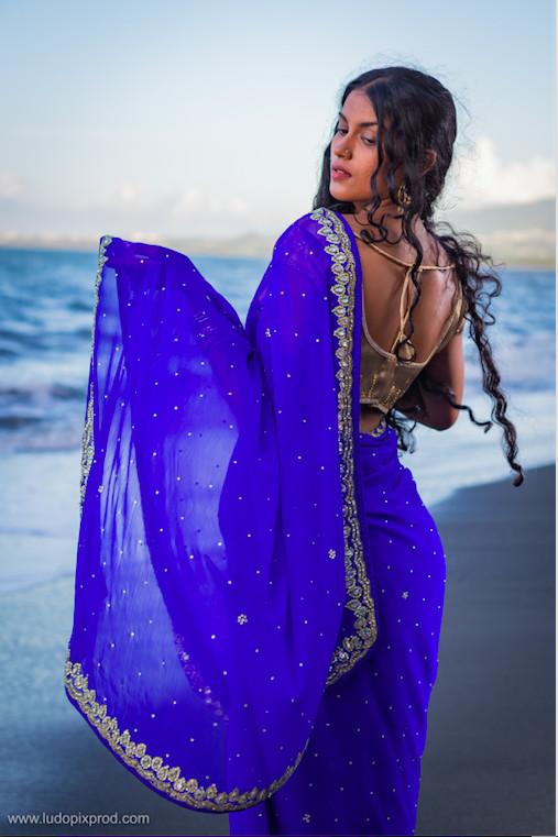 Valérie Soupaya Valliama : elle croit au karma