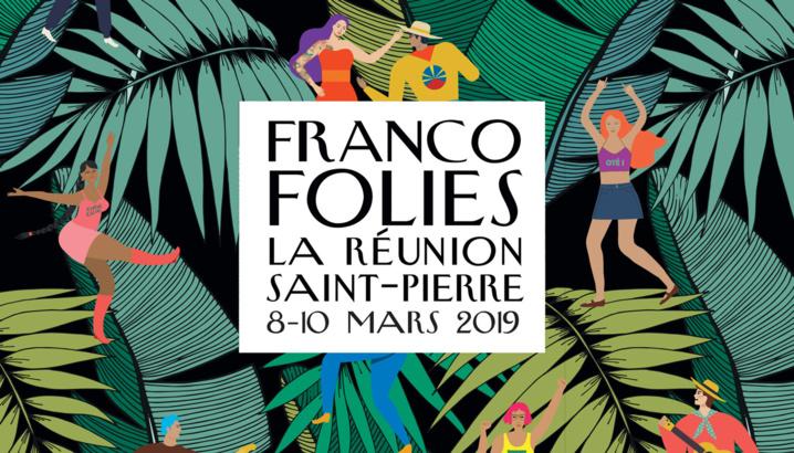 Christine Salem Sinfonik aux Francofolies de La Réunion, le 8 Mars 2019