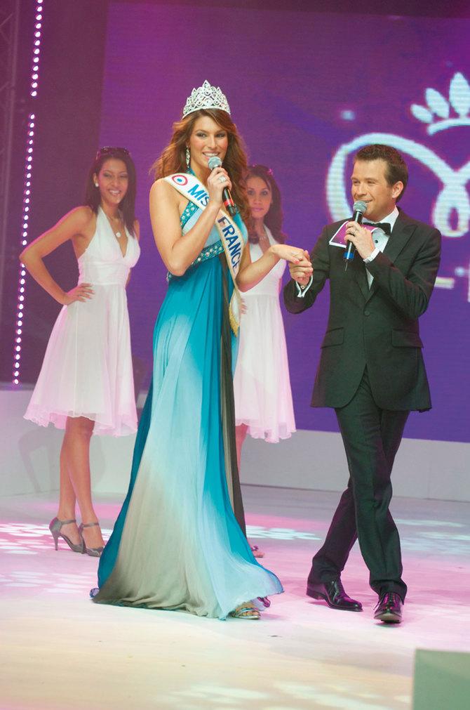Laury Thilleman, Miss France 2011: Une invitée d'honneur, Présidente de charme et de naturel