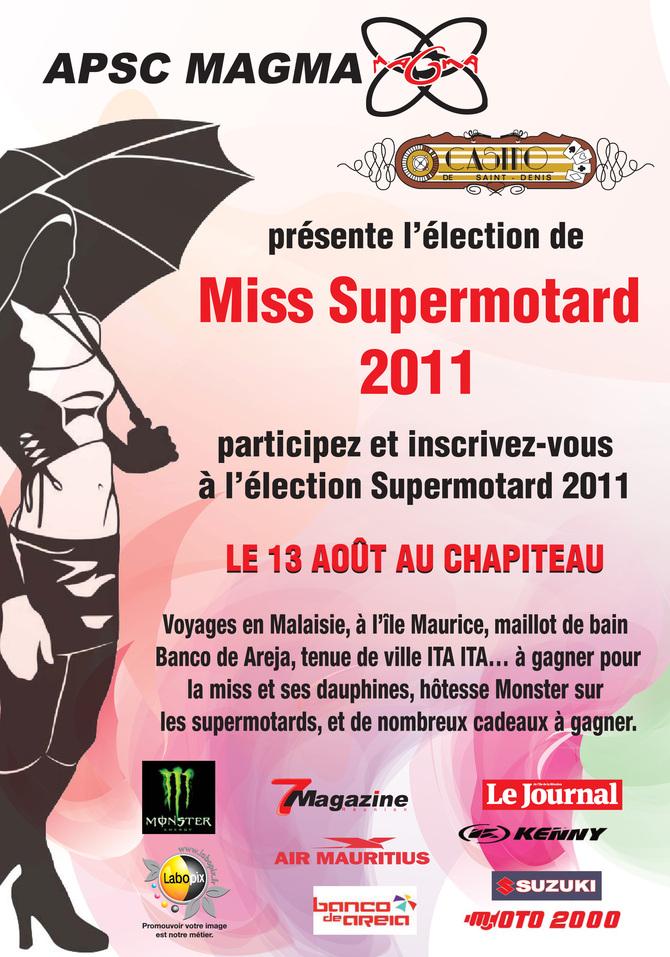 Miss Supermotard 2011