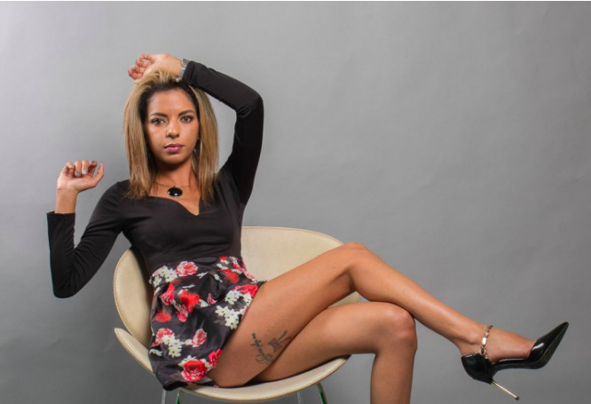 Ketty Mounichy, l'infirmière passionnée de mode