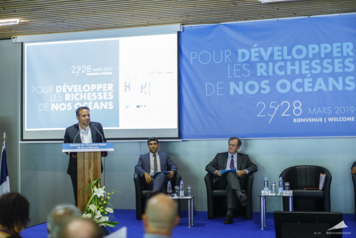 Lancement de La Semaine de l'Economie Bleue du 25 au 28 Mars 2019