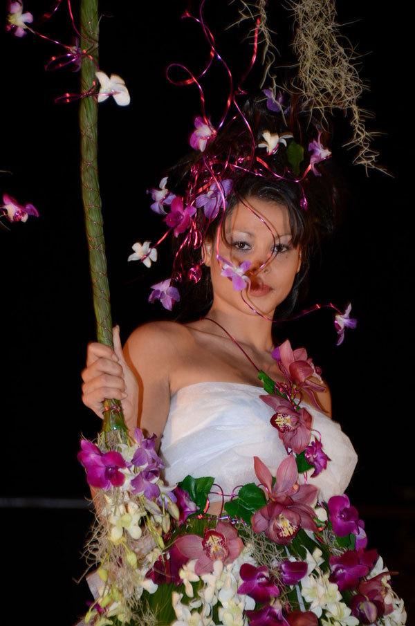 Flore et Halle: Défilé fleuri