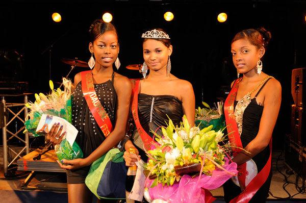 Miss Festival de la Création 2011: Audrey couronnée