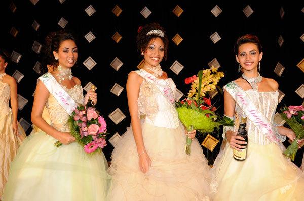 Miss Saint-Denis 2011  : Laurence couronnée