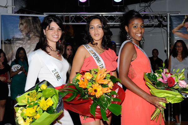 Miss Supermotard 2011:  Djemila élue