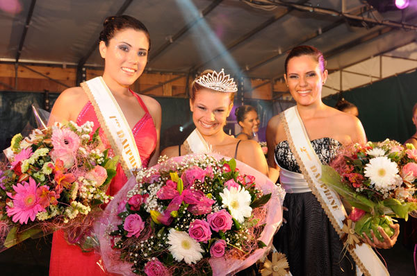 Miss Vacoa 2011: Orane couronnée