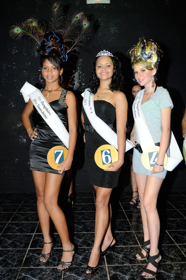Miss Sunshine 2011:  Brenda élue