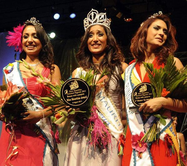 Miss Maurice 2011: Ameeksha Dilchand élue