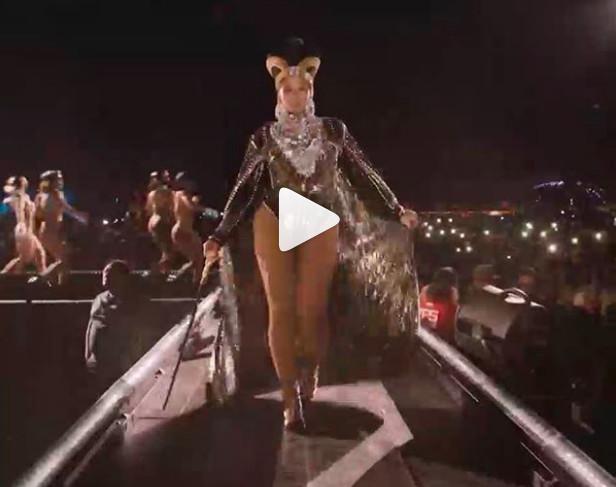 Beyoncé superstar de Coachella : un film