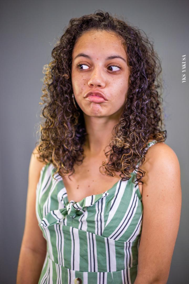 Laurence Nayagom, une beauté créole qui pétille