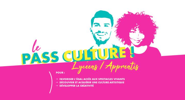 Pass Culture lycéens et apprentis