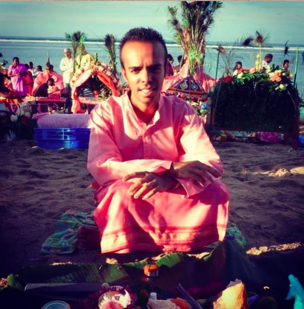 Jordan Vitry, son combat pour promouvoir la religion Malbar