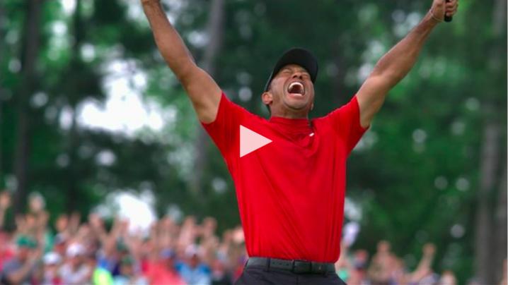 L'incroyable resurrection de Tiger Woods
