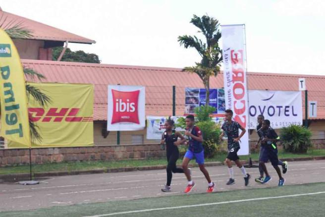📷GeckoGames: Les jeunes athlètes réunionnais en lice à Madagascar