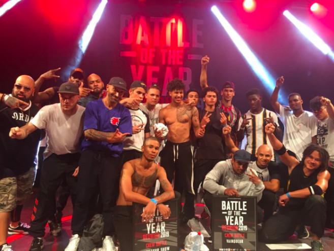 """▶️ Breakdance/BattleOfTheYear Réunion 2019: Le public emporté par la """"Force of Nature"""" !"""
