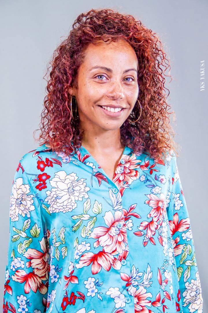 Tatiana Rivière, la rousse chauffeur de bus, qui s'aime au naturel