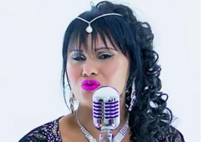 Sophie Ligdamis : une maman et mamie chanteuse comblée