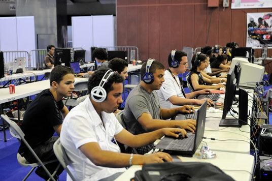 Championnat e-Games: 1er championnat régional des Jeux Vidéo