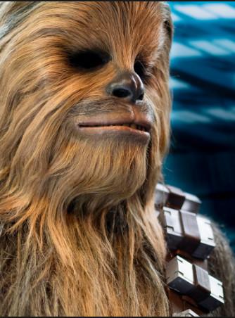 Chewbacca est mort