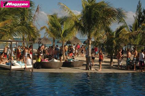 Nouveau à l'île Maurice: Le C-Beach Club est lancé
