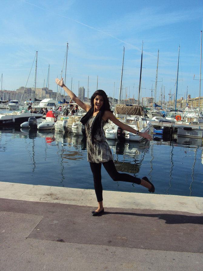 Miss Réunion à Marseille: L'égérie des experts  comptables réunionnais