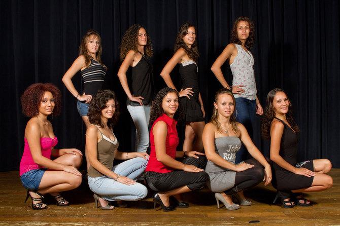 Miss Saint-Joseph 2011 : Les 9 candidates