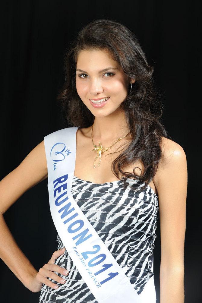 Miss France 2012:Marie Payet est partie…