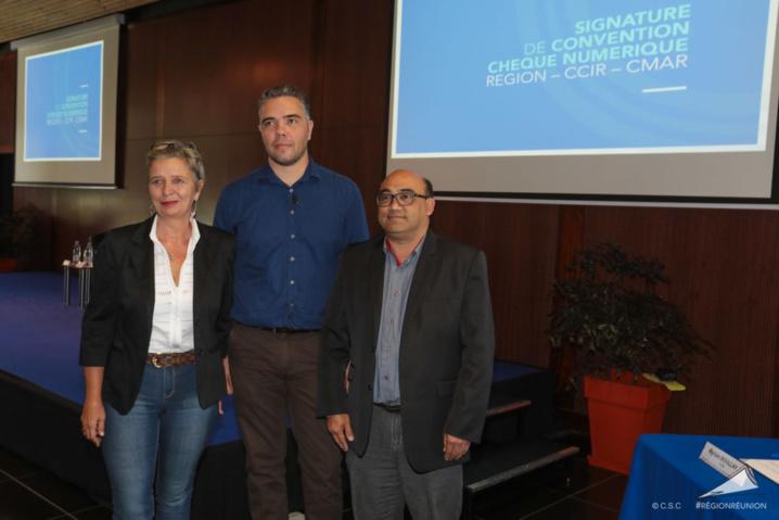 Conférence sur Le Numérique pour Tous à La Réunion