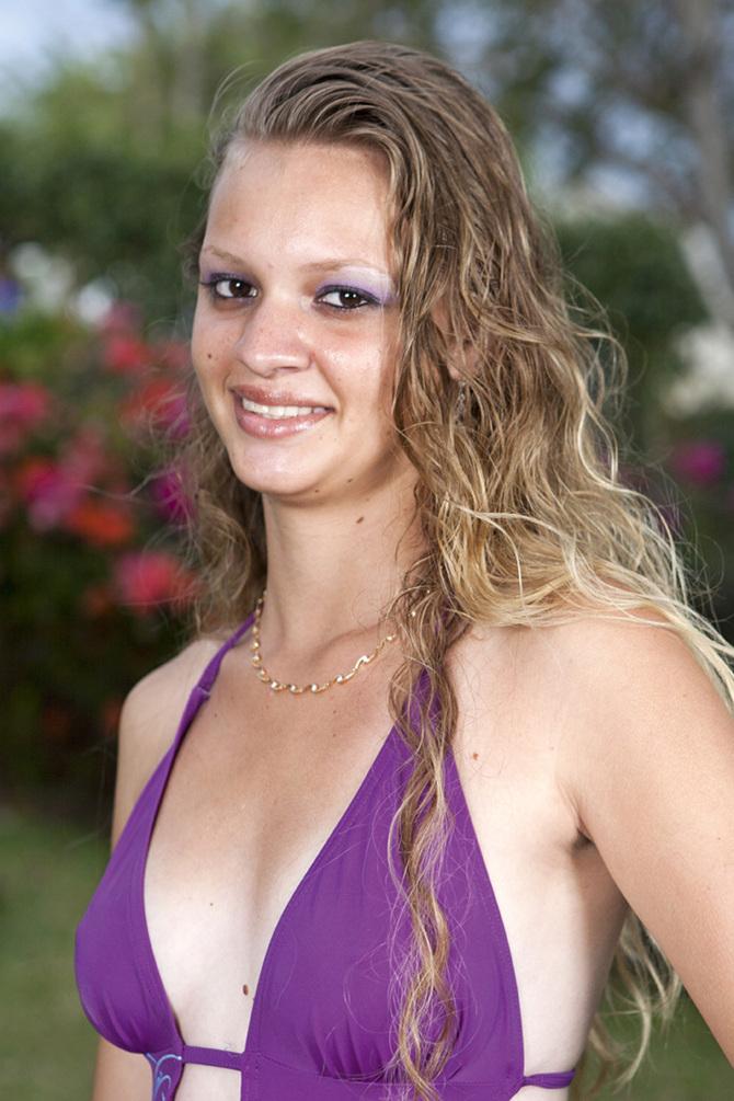 Miss Saint-Leu 2011, Les 12 candidates