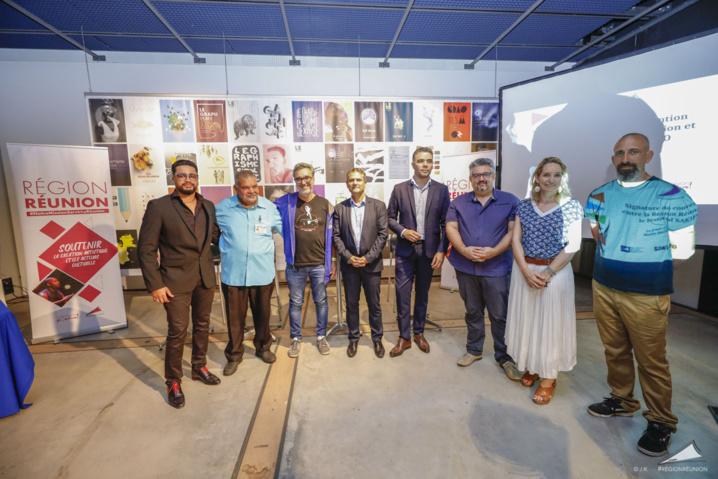 Signature d'une convention entre la Région Réunion et le SAKIFO « booster de l'économie locale »